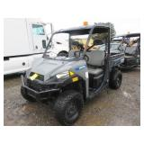 (DMV) 2014 Polaris Brutus Side x Side