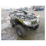 (DMV) 2007 Arctic Cat 700 ATV