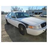 (DMV) 2011 Ford Crown Victoria Police Interceptor