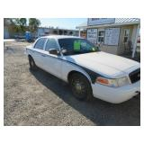 (DMV) 2010 Ford Crown Victoria Sedan