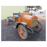 Antique Sandow Truck