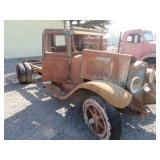 Antique International Truck