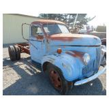 Antique Studebaker Truck