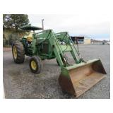 John Deere 2940 Wheel Tractor w/ Loader