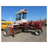 Freeman 330TSP Self Propelled Baler