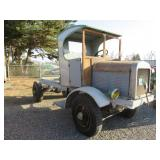 Antique Four Wheel Drive Auto Co. Truck