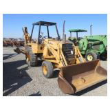 Case 580C Backhoe