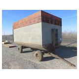 Halsey Drying Trailer