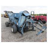 Weiss McNair 8900 Nut Harvester