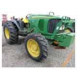 John Deere 6520L Wheel Tractor