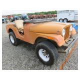 1972 Jeep