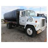 1980 Ford 8000 Water Truck