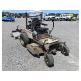 Riding Lawn Mower with Pallet of Extra Supplies