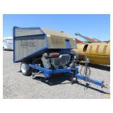 Apache Turf Turbo Vac Turf Sweeper