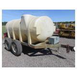 1,600 Gallon Spray Tank