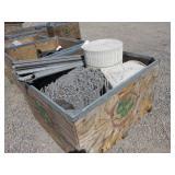 Assorted Misc. Plastic Conveyor Belting