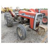 Massey Ferguson 245 Wheel Tractor