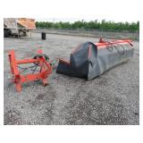 Flory Sweeper Head with Mounting Bracket
