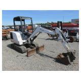 Bobcat 325 Excavator