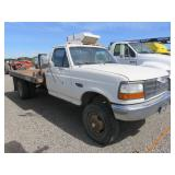 1993 Ford F350 Flat Bed