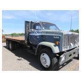 1986 GMC 3 Axle Truck