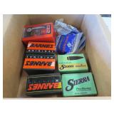 Assorted Ammo Reloading Supplies