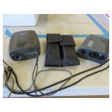 (2) Assorted Bushnell Rangefinders & More