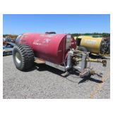 John Bean Redline 537T 500 GAL PTO Orchard Sprayer