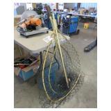 (2) Large Fishing Nets