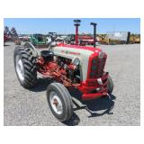 Ford 851 Wheel Tractor
