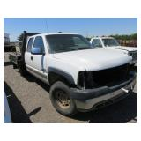 Project 2002 Chevy 2500