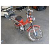 1981 Honda Trail 110