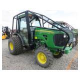 John Deere 5101EN Wheel Tractor