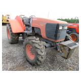 Project Kubota M105S Wheel Tractor