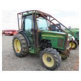 John Deere 5320N Wheel Tractor
