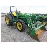 John Deere 5625 Wheel Tractor