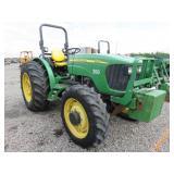 John Deere 5525 Wheel Tractor