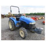New Holland TC290 Wheel Tractor