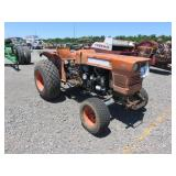Kubota L225FA Wheel Tractor