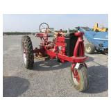 Project International Wheel Tractor