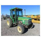 John Deere 5510 Wheel Tractor 4WD