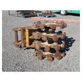 "33"" SUI Heavy Duty Excavator Sheepsfoot Compactor"