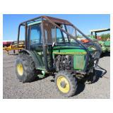 John Deere 5400N Wheel Tractor