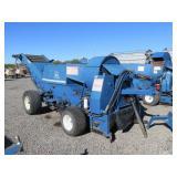 Weiss McNair Super Vac 8900 PTO Nut Harvester