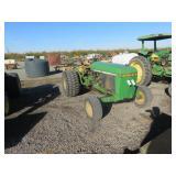John Deere 2755 Wheel Tractor