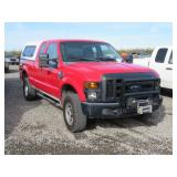 Ford F-250 XL Super Duty 4WD Extended Cab Pickup