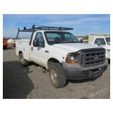 2005 Ford F350 w/ Utility Bed