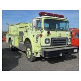 1985 International Model 1950-B Fire Truck
