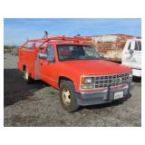 1991 Chevy w/ Utility Bed
