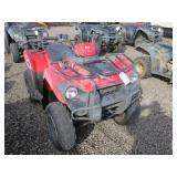 2014 Kawasaki Brute Force ATV